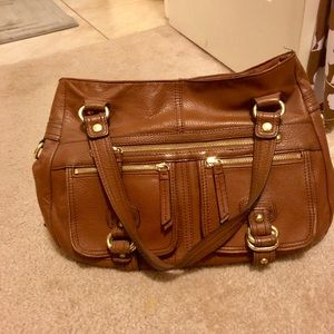 Etienne Aigner leather purse